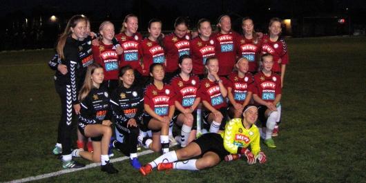 EIK Tønsberg J15 15 - 08 - 2019